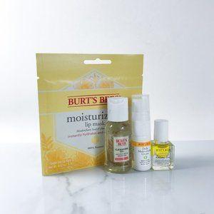 Burt's Bees Moisturizing Sample Bundle